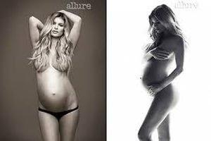 Zwanger model